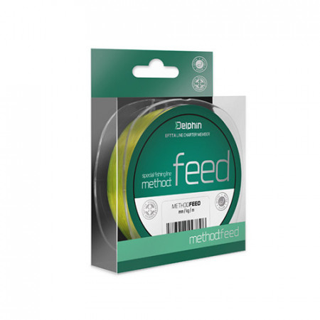 Fir Fin Method Feed 0,18mm/6,6lbs/300m