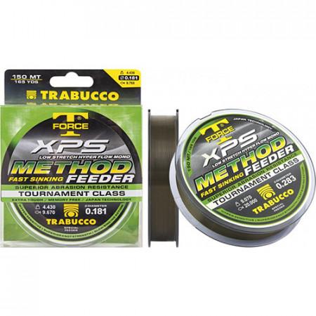 Fir Trabucco T-FORCE XPS Method Feeder 0,255mm/7,95kg/300m