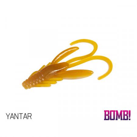 Momeală artificială BOMB! Nympha 2,5cm 10 buc./plic YANTAR