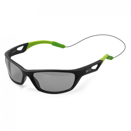 Ochelari de soare polarizați Delphin SG FLASH sticle gri