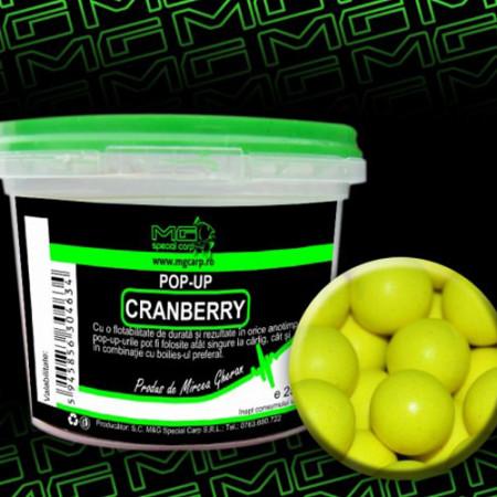 Pop-up MG special carp Cranberry 10mm si 14mm