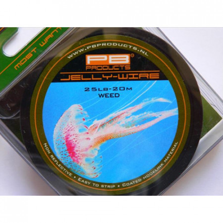 Fir Forfac cu camasa PB Products Jelly Wire Weed 25 Lb/20 m