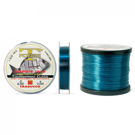 Fir Trabucco T-Force Super Iso 0,35mm/15,80kg/500m