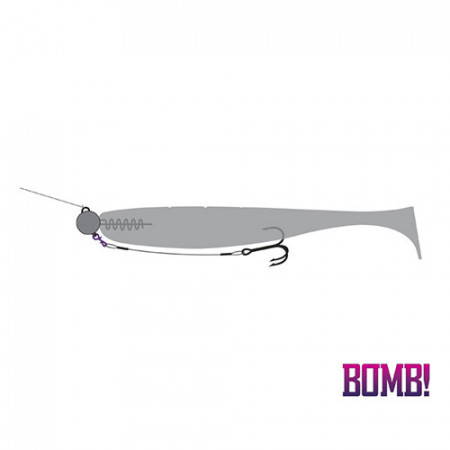 BOMB! Twisto SNAP / 20buc
