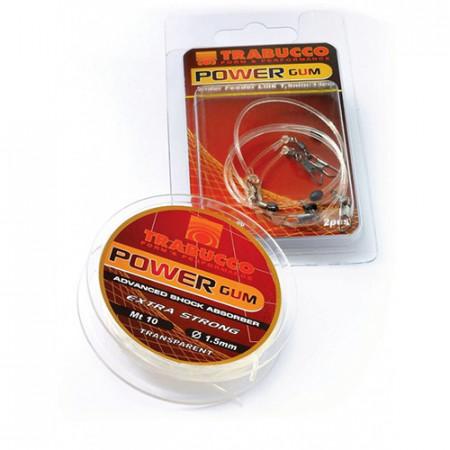 Fir elastic feeder Trabucco Power Gum 1,3mm