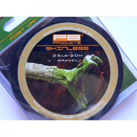 Fir Forfac cu camasa rigida PB Products Skinless Gravel 25 Lb/20