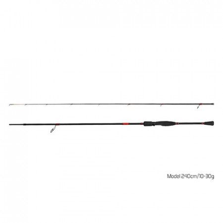 Lanseta Delphin Bang 2,40m/10-30g