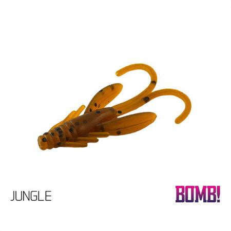 Momeală artificială BOMB! Nympha 2,5cm 10 buc./plic JUNGLE