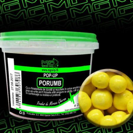 Pop-up MG special carp Porumb 10mm si 14mm