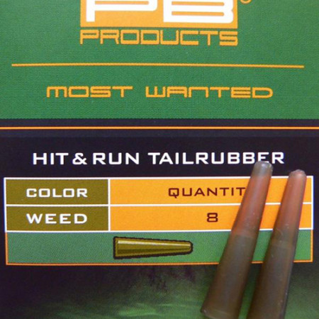 Prindere PB Products Hit & Run Tailrubber Weed