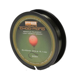 Fir PB Products Chod-Mono 0,45mm/20lb/9,1kg/20m