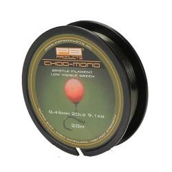 Fir PB Products Chod-Mono 0,45mm/20lb/9,1kg/20m