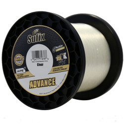 Fir Sufix ADVANCE 1000M WINDING 0.25MM 6.1KG 2 13LB CLEAR