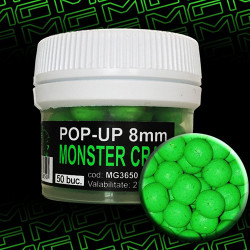 Pop-up MG special carp Monster Crab 8mm 50 buc.