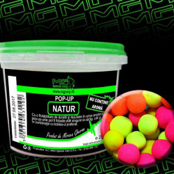 Pop-up MG special carp Natur 10mm si 14mm