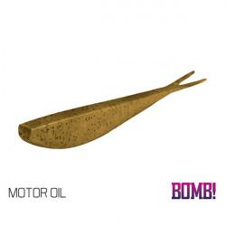 Shad Delphin BOMB! D-SHOT 6,5cm 5 buc./plic Motor Oil