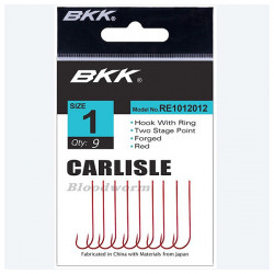 Carlige BKK Carlisle RE1012012 Nr.8/10 buc.