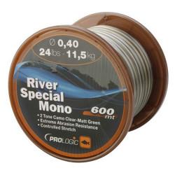 Fir ProLogic River Special Mono 0,40mm/11,5Kg/600m