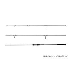 Lanseta Delphin TORKS EVA 3 3,60m/3,00lbs