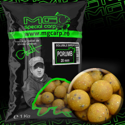 Boilies solubil MG special carp Porumb 20mm