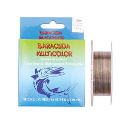 Fir Baracuda Multicolor 0,12mm/2,2Kg/20m