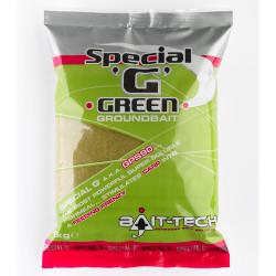 Nada Bait-Tech Special G Green 1kg