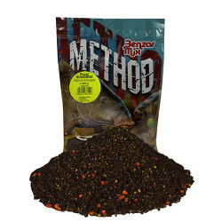 Nada Benzar Mix Ready Groundbait Squid-Octopus 800g