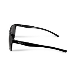 Ochelari de soare polarizați Delphin SG BLACK lentile negre
