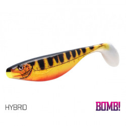 Shad Delphin Bomb Hypno 13cm 2 buc./plic 3D HYBRID