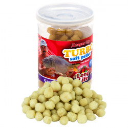 Benzar Mix Turbo Soft Pellet Long Life scoica 60g