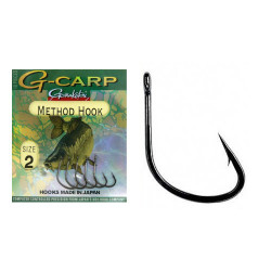 Carlig Gamakatsu G-Carp Method Hook Nr.6/10buc.