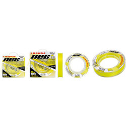 Fir Trabucco Dyna-Tex Neo X8 Yellow 0,185mm/9,07kg/150m