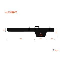 Husa Delphin Dravec HARD 130cm