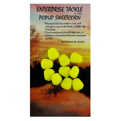 Pop-up Enterprise Tackle Sweetcorn Yellow Fluo