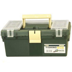 Valigeta Nouvelle Plastique Fishing Box Spinning Kid T