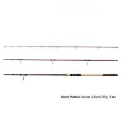 Delphin MAGMA M3 Method feeder 360cm/215g