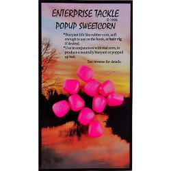 Pop-up Enterprise Tackle Sweetcorn Pink Fluo