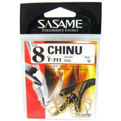 Carlig Sasame Chinu Gold Nr.6
