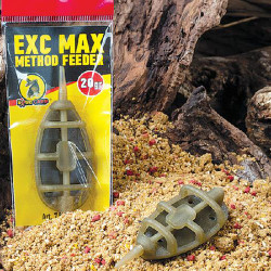 Cos Method Feeder Extra Carp Flat 60g