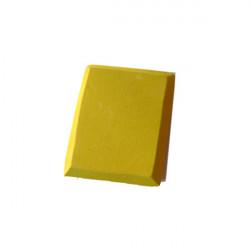Spumă flotantă galbenă