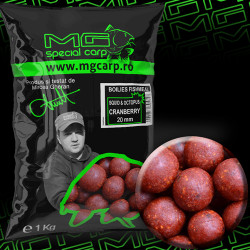 Boilies MG special carp Squid&Octopus Cranberry EA 20mm