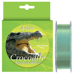 Fir Baracuda Aqua Crocodile Bolognese & Pole 0,14mm/3,8Kg/150m
