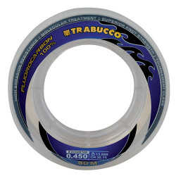 Fir Trabucco T-FORCE fluorocarbon XPS 0,370mm/10,97kg/50m