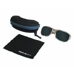 Ochelari de soare polarizați plutitori Delphin SG CAMOU