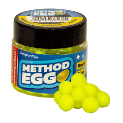 Benzar Mix Method Egg ananas 8mm 30ml