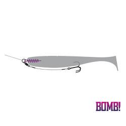 BOMB! Twisto O-LOCK / 5buc