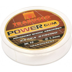 Fir elastic feeder Trabucco Power Gum 1,0mm
