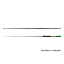 Lanseta Delphin WASABI Spin 240cm/10-30g
