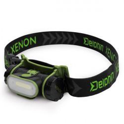 Lanterna de cap Delphin XENON