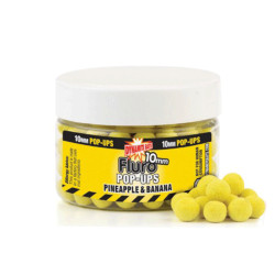 Pineapple & Banana Fluro Pop-Ups 10 mm